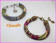 Bracelets spirales