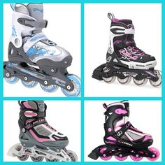 I would like any one of these pairs of roller blades!!!!!!
