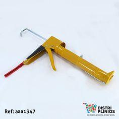 Practico pistola de silicona liquida metalica, de color naranja Ideal para la construccion Medidas: Alto: 8 cms. Largo: 6 cms. Ancho: 12 cms. Los precios de nuestro sitio web son al por mayor, el costo de los productos se incrementa en compras por unidad, cualquier inquietud comuníquese al 320 3083208 o al 3423674 o visítenos en la Calle 12 B # 8a – 03 Centro, Bogotá, Colombia.