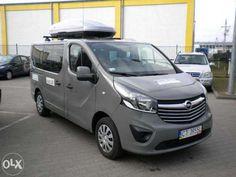Wynajem busa 9 osobowego Opel Vivaro, wynajmę busa, bus Toruń - image 2