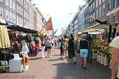 Amsterdam's Albert Cuypmarkt • Cultural Xplorer