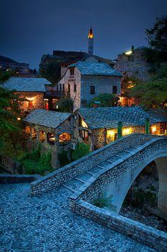 s i l i m o n / p h o t o: Mostar, Bosnia and Herzegovina