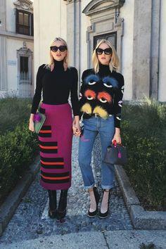Caroline Vreeland And PeaceLoveShea Shares Milan Fashion Week Diary | News | Grazia Daily