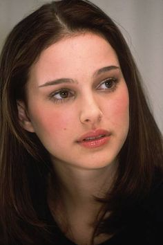 Headshot of American actor Natalie Portman New York City