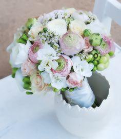 Svatební kytice foto