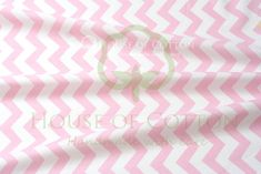 Lovely and trendy chevron pattern. The chevron is 2 cm thick and its cycle is 4 cm. The pattern coordinates with our pink elephants and pink owls, we also recommend combining it with our pink 4mm...