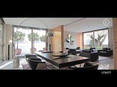 Luxury villa for sale in Pedralbes in Barcelona's Zona Alta - LFS6577 - YouTube