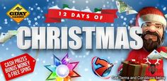 G'Day Online Casino – 200% Deposit Bonus   25 Extra Spins on Fruit Shop™ Christmas Edition