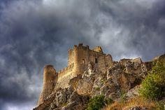 Rocca Calascio, Abruzzo - Italy