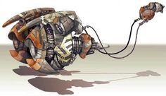 star wars pod racer concept art - Google Search