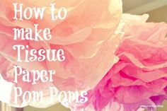 how_to_make_tissue_paper_pom_poms