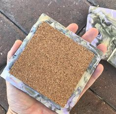 How to Make Resin Art Coasters - Pro Marine Supplies Diy Resin Art, Epoxy Resin Art, Diy Resin Crafts, Resin Pour, Ice Resin, How To Make Resin, Creative Arts And Crafts, Resin Artwork, Diy Coasters