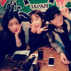 BoMi, NamJoo and EunJi