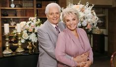 Fans of Days of our Lives' real-life couple Bill and Susan Hayes (Doug and Julie Williams) will be happy to hear the pair will make several on-screen appearances from now through October. Soap Opera Stars, Soap Stars, Kirsten Storms, Eileen Davidson, Frank Edwards, Jonathan Knight, Julie Williams, Old Married Couple