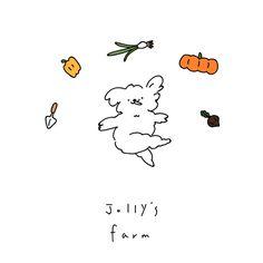 유기견 아이들에게 따뜻한 겨울을!'JOLLY'S FARM' :: 텀블벅 Cute Wallpaper Backgrounds, Cute Wallpapers, Character Drawing, Character Design, Draw Logo, Graphic Design Brochure, Cute Icons, Cute Characters, Illustration Girl