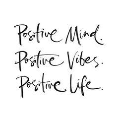 Positive universe
