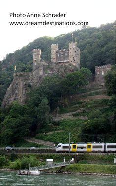 Burg Sooneck, Rhine River Castles, Germany
