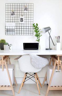 DIY Ideas: Modern Message Boards To Make and Get Organized   From organizing your lists in one place, to becoming a featured accent in any room, DIY message boards are the cool solution.