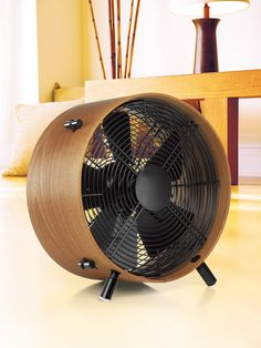 Stadler Form Otto Bamboo Fan by Swizz Style at Gilt