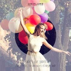 Be an Oriflame girl. Trabaja conmigo, cumplamos juntas nuestros sueños!