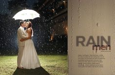 """Bali's Rain Men: Chasing Showers Away on your Wedding Day 