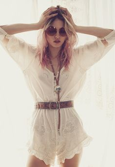 Spell and The Gypsy Collective - Indian Summer Romper
