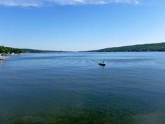 Conesus Lake, NY