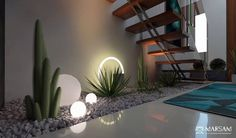 19 vibrant small indoor gardens, you may get .- 19 vibrant small indoor gardens, you may get impressed by inspirations – High - Jardin Zen Interior, Patio Interior, Home Interior Design, Backyard Garden Landscape, Small Backyard Gardens, Modern Backyard, Balcony Garden, Garden Grass, Patio Steps