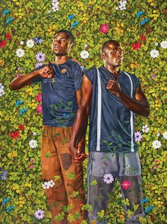 Kehinde Wiley | Place Soweto (National Assembly) II (2014), Available for Sale | Artsy
