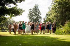 Bruidsfotografie Kameryck | CP Weddings, groepsfoto bruiloft, spontane fotografie, spontane bruidsfotografie