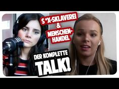 Menschhandel & S**-Sklaverei | Überlebende Coco berichtet | Podcast HIDMFG Joyce Ilg & Chris Halb12 - YouTube Interview, Hoop Earrings, Youtube, Human Trafficking, Life, Youtubers, Youtube Movies, Earrings