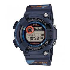 """Casio G-Shock GF-8250CM-2ER """"Men in Camo"""" Frogman (Navy)"""