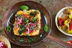 Jamie Oliver's easy South-East Asian murtabak