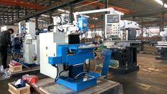 Jinan Dingnuo Machinery Trading Co. Milling Machine, Cast Iron, Design