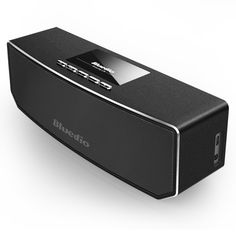 Bluedio CS4 Mini Bluetooth Portable Wireless Speaker with 3D Surround Sound - Pick Pay Post