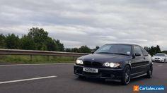 2005 (05) BMW E46 318ci Msport Coupe Sapphire Black Huge Spec #bmw #318 #forsale #unitedkingdom