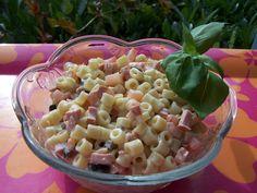 Ditalini Macaroni Salad