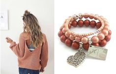 Kochani na dziś mam dla Was propozycję biżuterii w odcieniu rudo beżowym, 🥜🍪 z zawieszkami charms 🧡 i ✉, z matowych, szklanych pereł.➡ https://ecobizuteria.pl/…/685-1020-zestaw-bransoletki-koral… TAGI: #bransoletka #kompletbransoletek #zestawbransoletek #bransoletkiperły #bransoletkaperły #bransoletkamatowa #kompletbransoletekperły #zestawbransoletekperły #rudabransoletka #brązowabransoletka #beżowabransoletka #jewellery #bracelet #jew #bransoletkirękodzieło #bransoletkiręcznierobione…