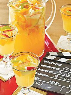 Tequila-Champagne Sangria Recipe