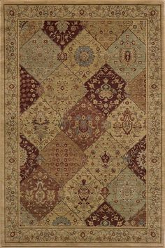 "Momeni BELMOBE-01BUR7A9A Turkish Machine Made Collection Burgundy Finish Rugs 7'10""X9'10"""