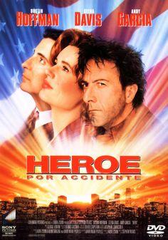 Héroe por accidente (1992) EEUU. Dir: Stephen Frears. Comedia. Xornalismo - DVD CINE 1001