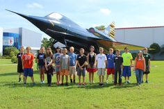 SUN 'n FUN's Aerospace Center for Excellence (ACE) will once again be offering their annual day and residential aviation summer camps Aviation Training, Summer Camps, Camping, Sun, Summer Day Camp, Campsite, Outdoor Camping, Tent Camping, Rv Camping