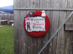 """Photo 1 of 32: Pirates / Birthday """"Arghhhh....Mateo's 3rd birthday pirate party""""   Catch My Party"""