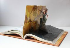 The Yellow Wallpaper Recycled Art Recycling Paper & Books