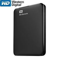 WD Elements Portable External Hard Drive Disk HD 1TB 2TB High capacity SATA USB 3.0 Storage Device Original for Computer Laptop www.peoplebazar.net    #peoplebazar