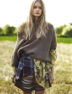 Fashion Over Reason: Grunge Forever