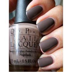 This is a great color of polish and goes with any color outfit or make-up. It`s a great choice if you are looking for a less dramatic color choice than black but still want an impact.