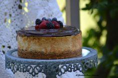 Cheesecake vegan cotta