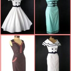 15 Best Vintage 1940 Dresses images  8bd9a60a233
