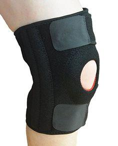 Sunland Genouillère Protections rotulienne - Orthèse pour genou - Soulage les douleurs du genou